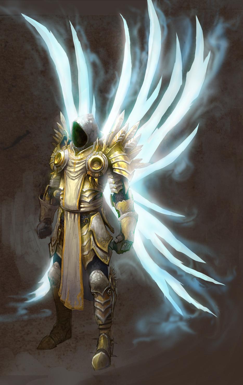 Tyrael armor