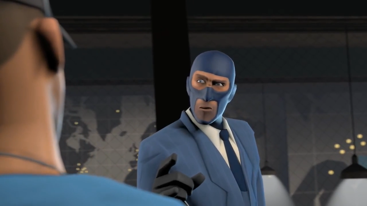 Meet the Spy - Behind the Cinematic