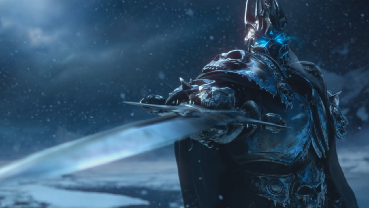 Wrath of the Lich King Intro - Behind the Cinematic
